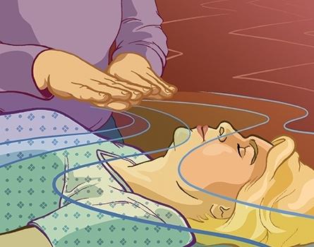The practice of Reiki in modern medicine