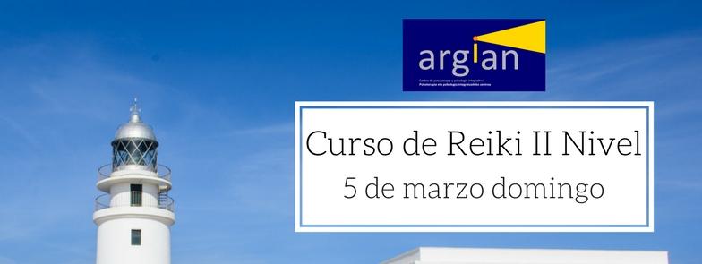 Curso de formación II Nivel de Reiki Bilbao