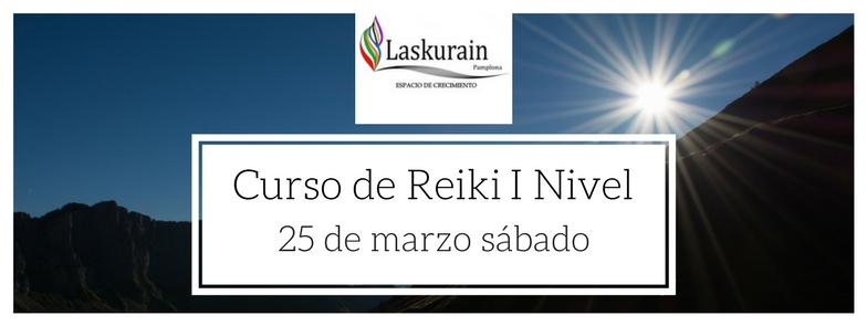 Curso de Reiki Pamplona