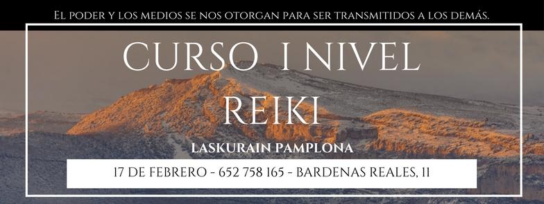 Curso de formación I Nivel de Reiki
